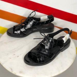 NEW Jeffrey Campbell Kingston cutout sandals